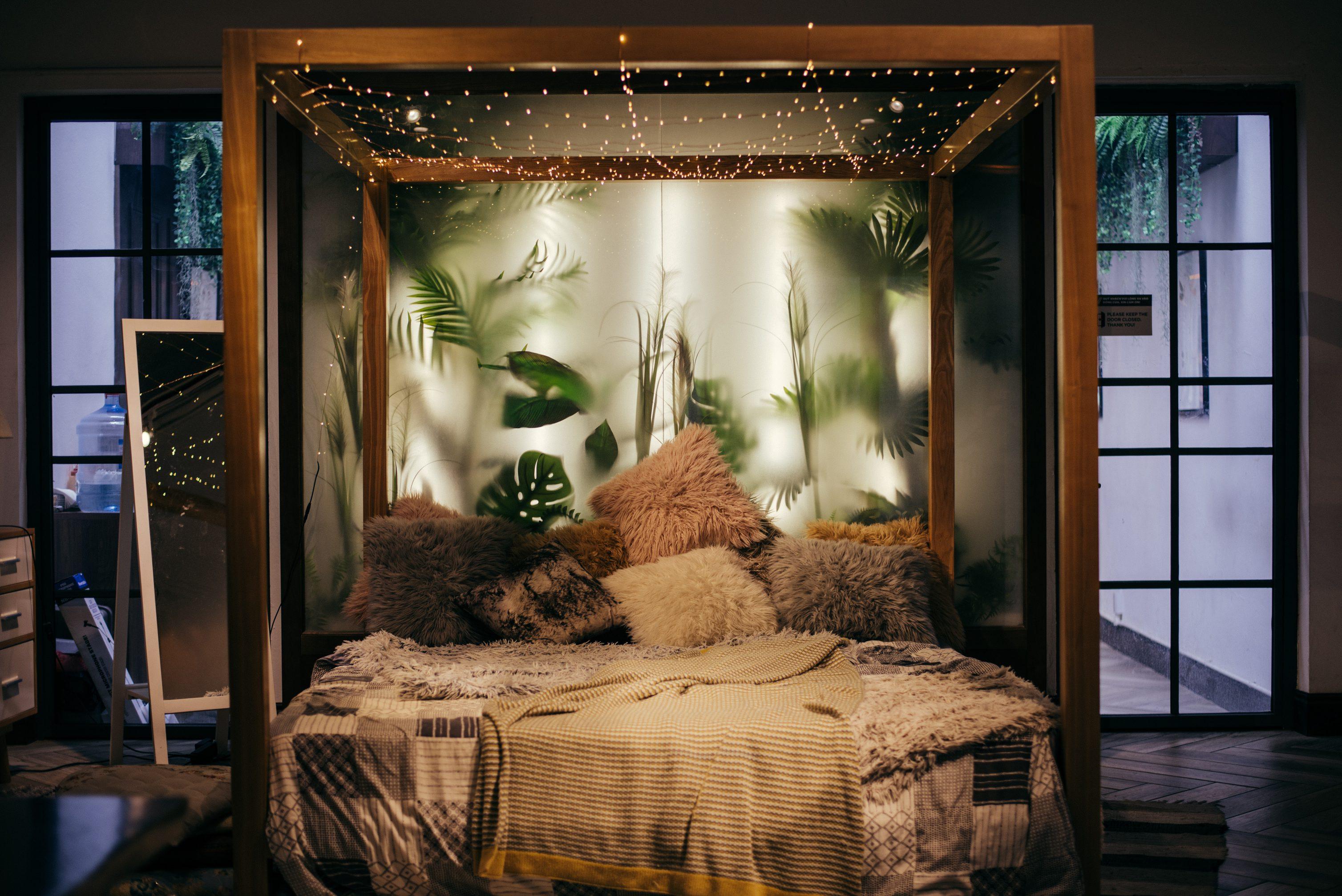 DIY: Overwinteren in een cozy slaapkamer