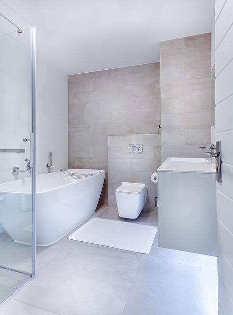 Douchegoot: een chique afwerking van elke badkamer