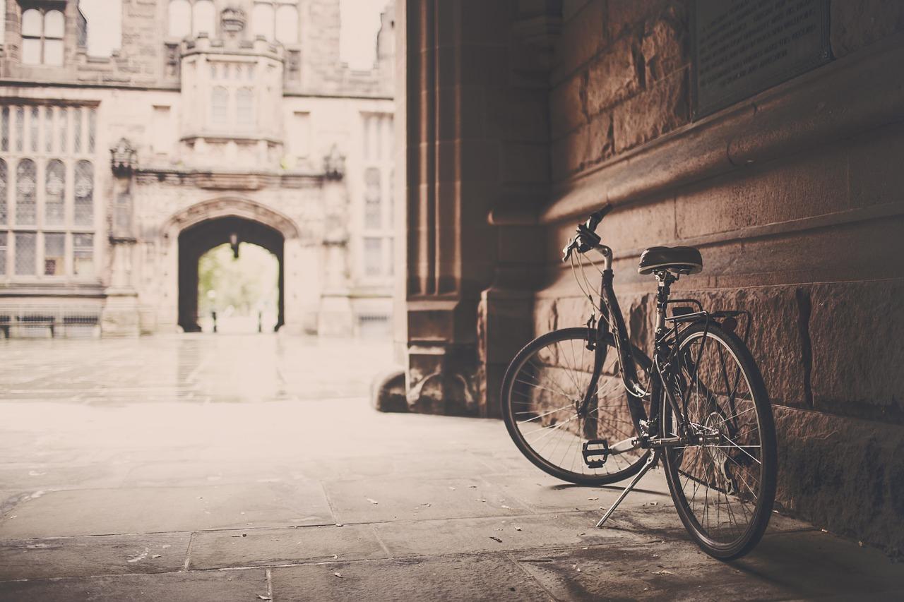 Tweedehands fietsen zijn een groene keuze