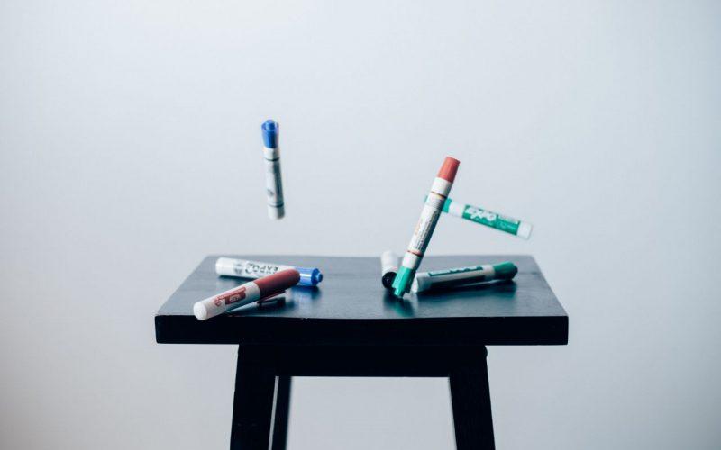 Magneetborden, handige tool voor op kantoor