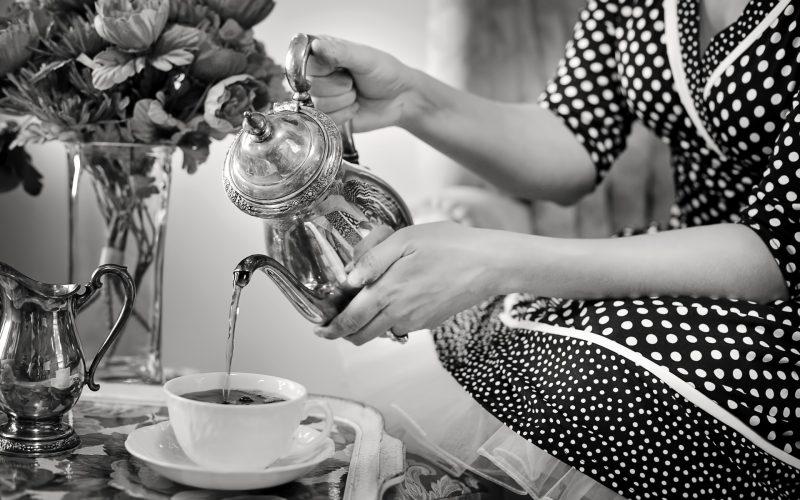 De ultieme ontspanning: het Marokkaanse theehuis