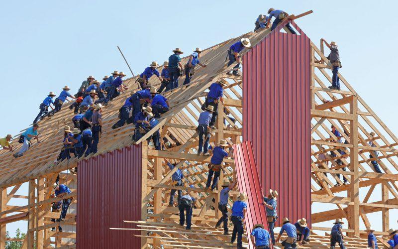 Waarom je in de bouw moet werken