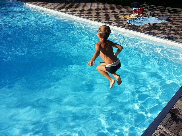 Inbouwzwembaden