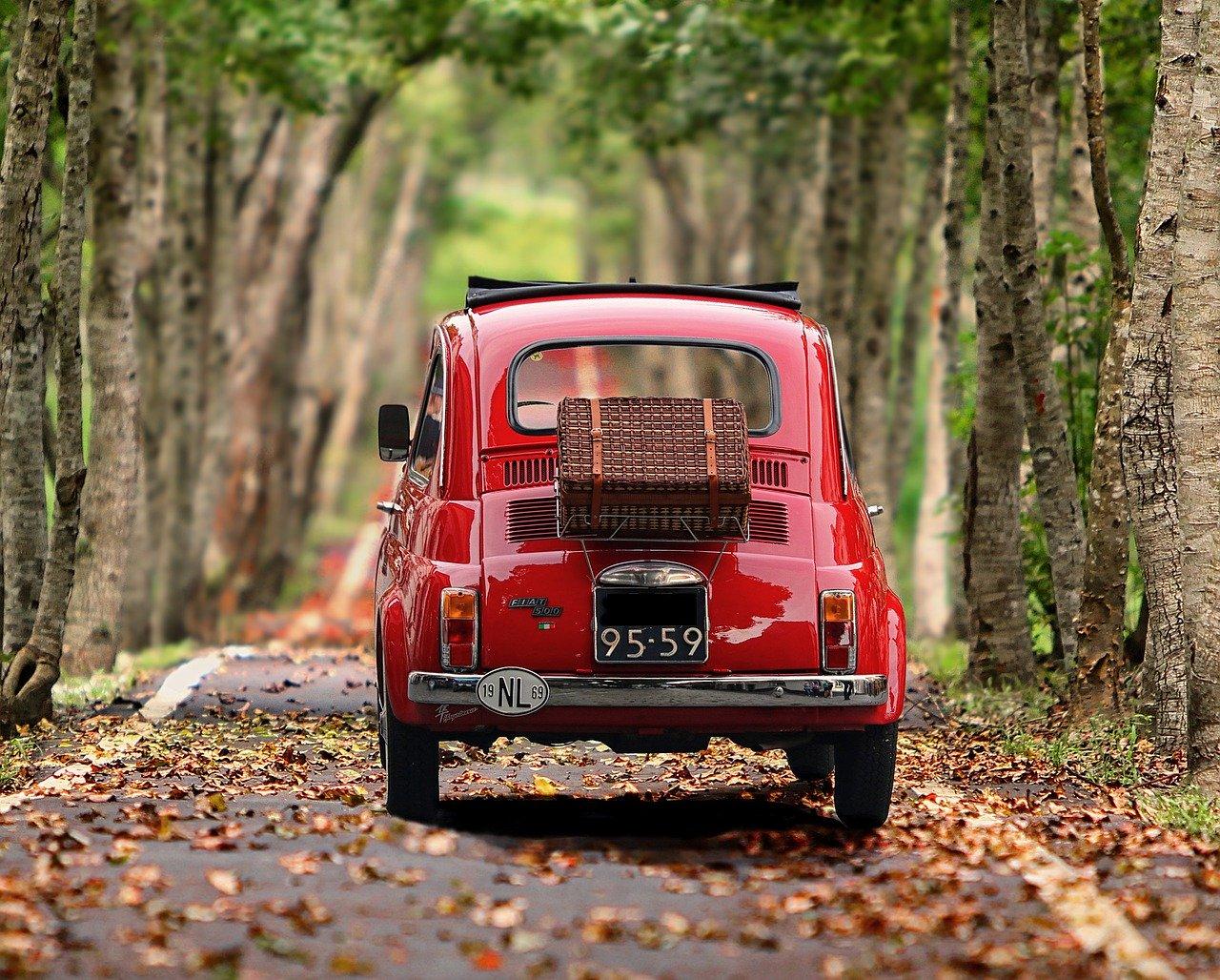 Een tocht door Italië
