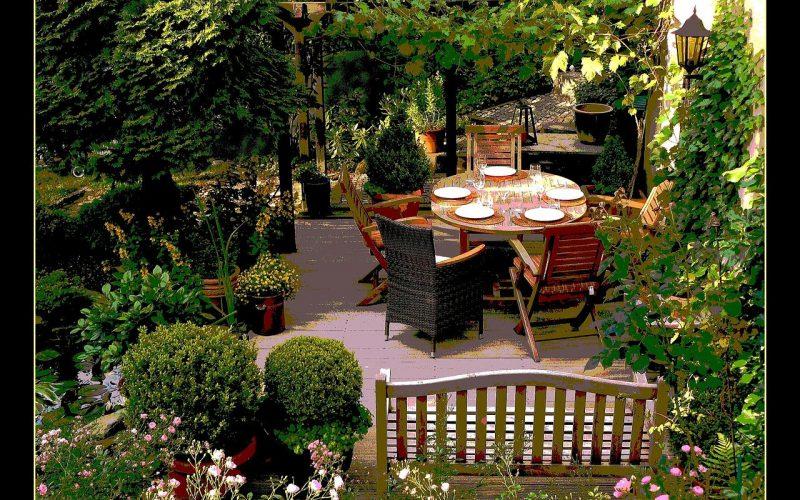 Meer gezelligheid in de tuin creëren