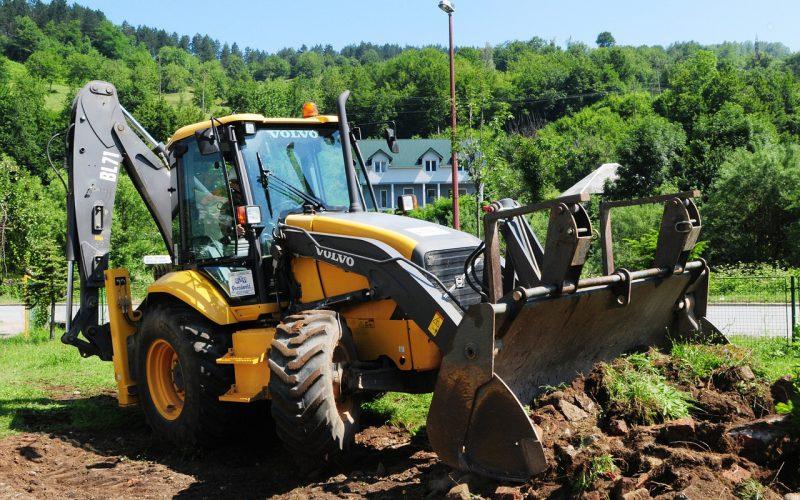 Let op deze dingen als je machinaal gaat graven!